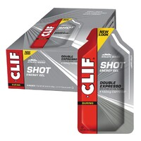 SHOT Energy Gel - Double Expresso (Box 24x34g)