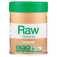 Raw Prebiotic Greens 120g