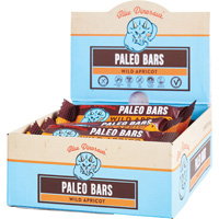 Ginger Nut Paleo Bars (Box 12x45g)