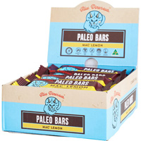 Macadamia Lemon Paleo Bar (Box 12x45g)