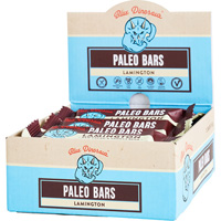 Lamington Paleo Bars (Box 12x45g)