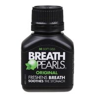 Breath Pearls Original 50 Caps