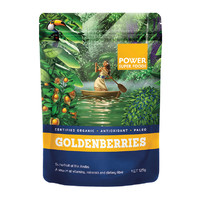 Organic Goldenberries 125g