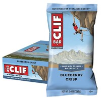 Blueberry Crisp Energy Bar (Box 12x68g)