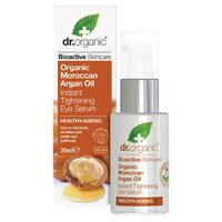 Organic Argan Oil Instant Tightening Eye Serum 30ml