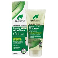 Organic Aloe Vera Gel (x2 Strength) 200ml