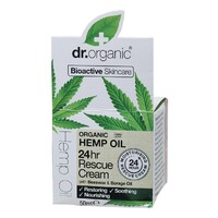 Organic Hemp Oil Rescue Cream 50ml