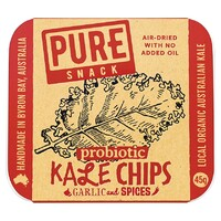 Kale Chips - Garlic & Spices 45g