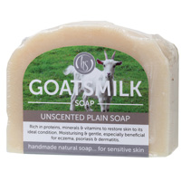 Unscented Goat's Milk Soap 140g