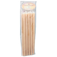 100% Unbleached Cotton Ear Candles 10 Pk