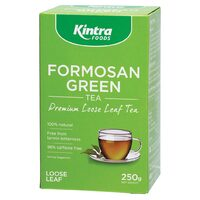Natural Formosan Green Tea 250g