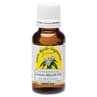 Pure Lemon Myrtle Essential Oil 20ml