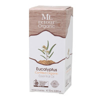Organic Eucalyptus Essential Oil 10ml