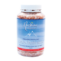 Detox Crystal Salt Bath Soak 1Kg