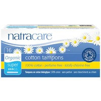Super Natural Tampons (With Applicator) 16 Pk