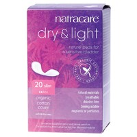 Dry & Light Natural Incontinence Pads 20 Pk