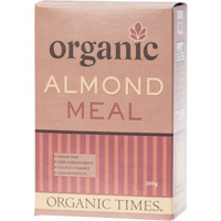 Organic Almond Meal (Blanched) 200g