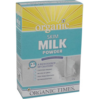 Organic Skim Milk Powder 350g