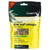 Natural Olive Leaf Lozenges 40Pk