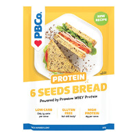 Protein Bread Mix - 6 Australia Seeds 350g