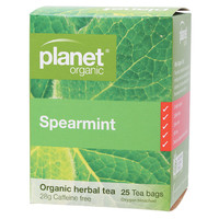 Spearmint Herbal Tea Bags x25