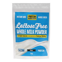 Whole Milk Powder (Lactose Free) 1kg