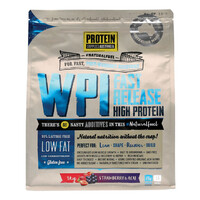 WPI Strawberry & Acai (90% Fast Release Protein) 1Kg
