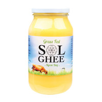 Natural Grass Fed Ghee 450g