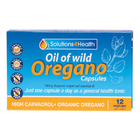 Oil of Wild Oregano VCaps x12