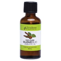 Pure Clove Bud Essential Oil 50ml