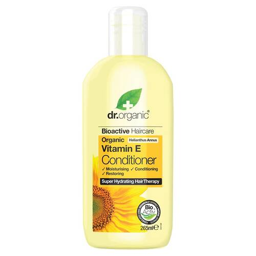 Organic Vitamin E Conditioner 265ml