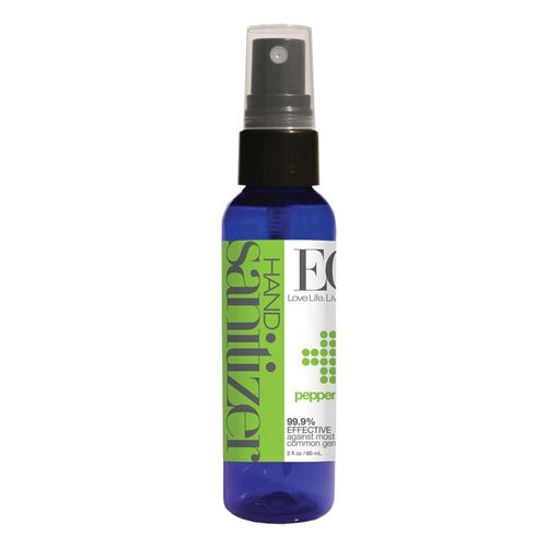 Peppermint Hand Sanitizer Spray 60ml