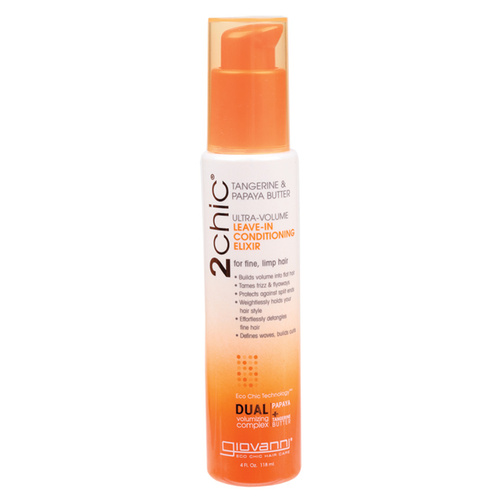 2chic Ultra-Volume Leave-in Conditioner 118ml