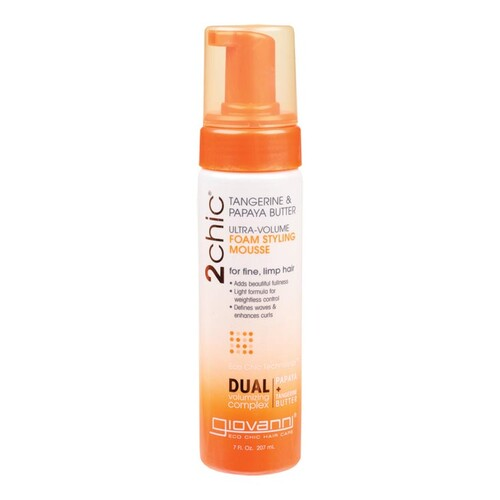 2chic Ultra-Volume Styling Mousse 207ml