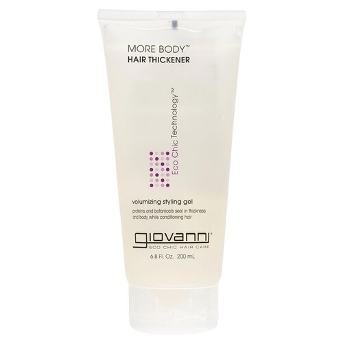 More Body Hair Thickener 200ml