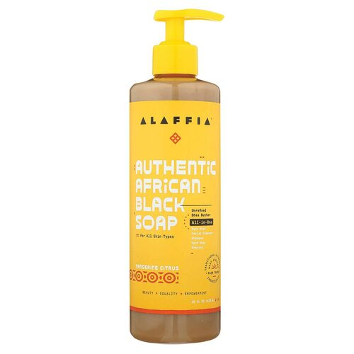 Citrus Black Soap 475ml
