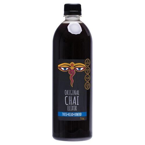 Natural Chai Elixir 750ml