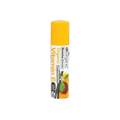 Organic Vitamin E Lip Balm 5.7ml