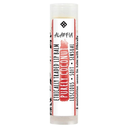 Natural Purely Coconut Lip Balm 4.25g