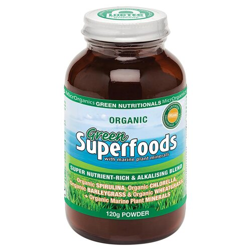 GreenSUPERFOODS Powder 120g