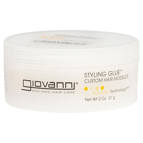 Natural Hair Styling Glue 57g