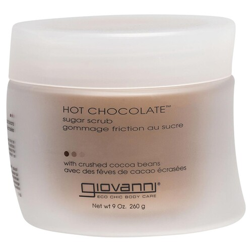Chocolate Sugar Scrub 260g