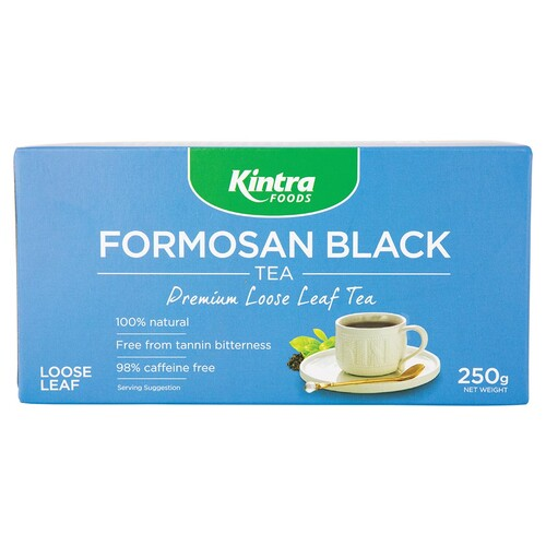 Natural Formosan Black Tea 250g