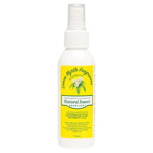 Lemon Myrtle Antibacterial Topical Spray 125ml