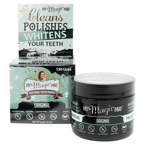 Whitening & Detoxifying Tooth Powder 30g