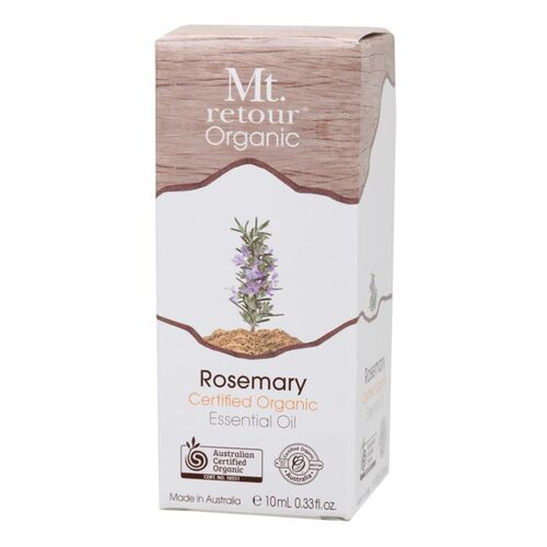 Rosemary Certified Organice Essential Oil 10ml