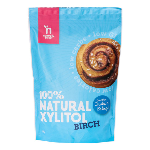 Natural BIRCH Xylitol 1Kg