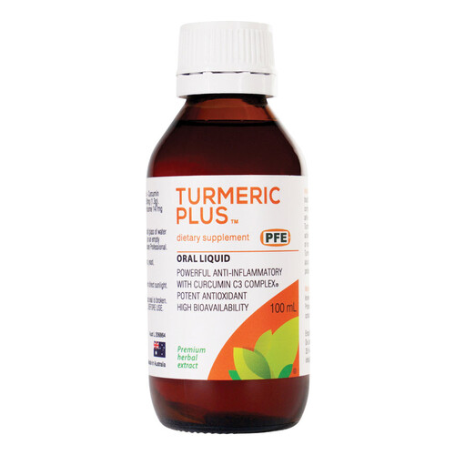 Turmeric Plus Dietary Supplement 100ml