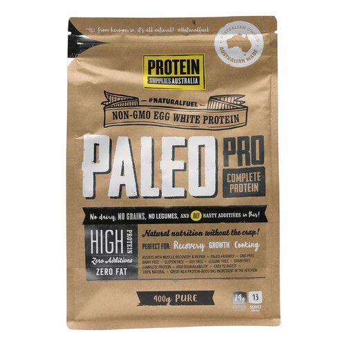 PaleoPro Pure (Complete Protein) 400g