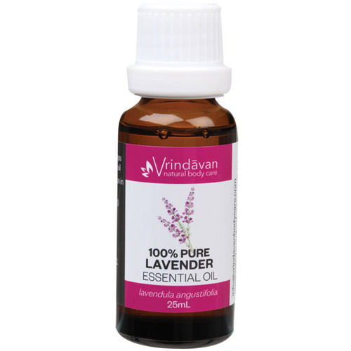 Pure Lavender Essential Oil 25ml
